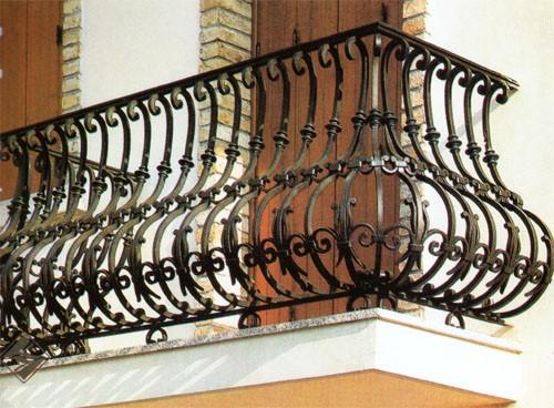 Fier forjat buzau bucuresti brasov prahova porti si for French balcony railing